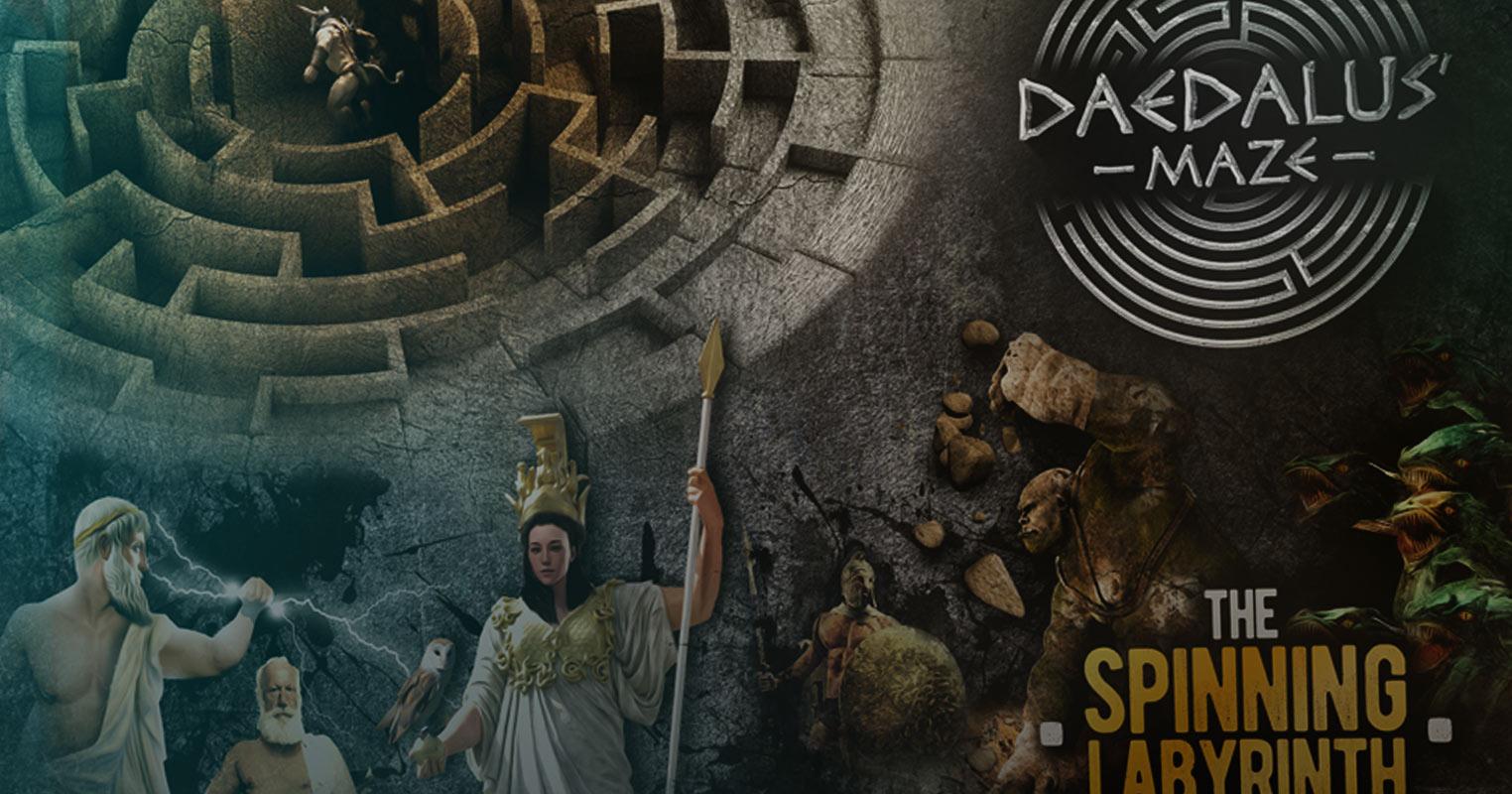 Daedalus Maze Update