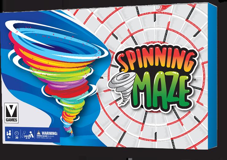 Spining Maze
