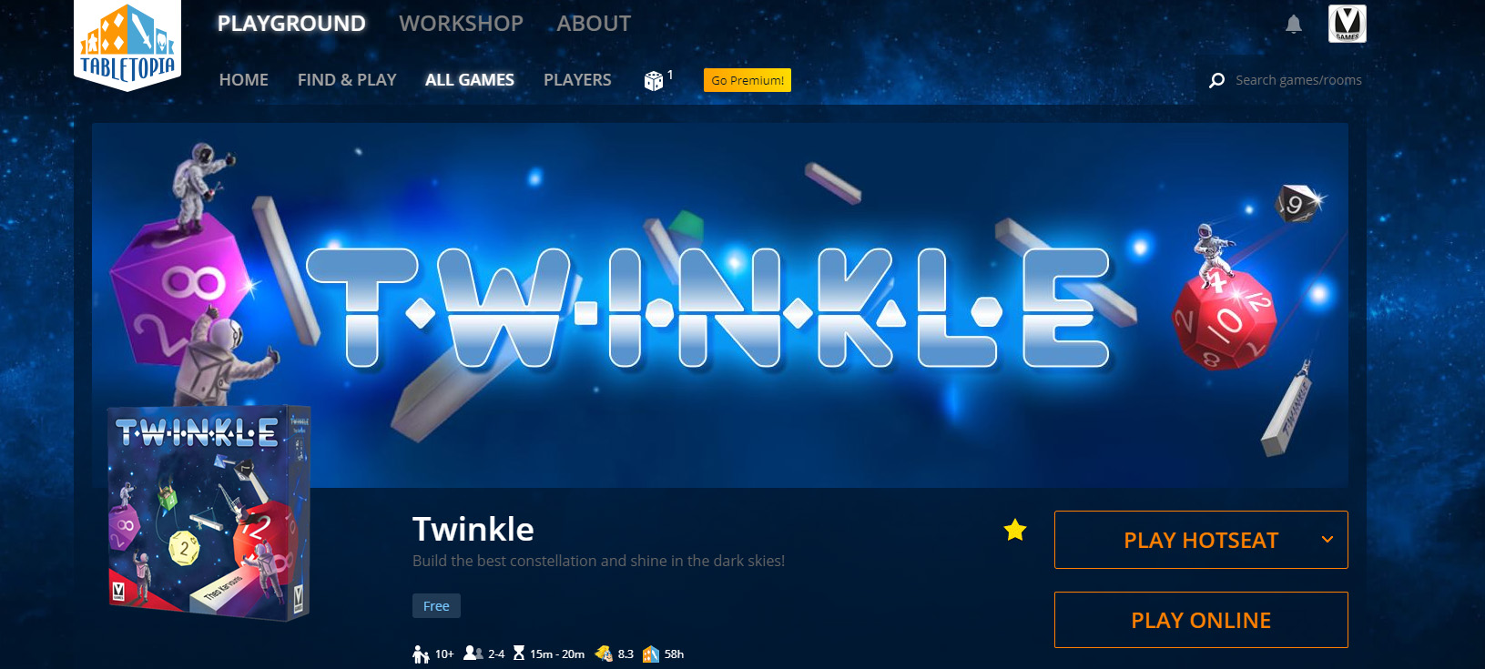Join the designer of Twinkle live on Twitch!