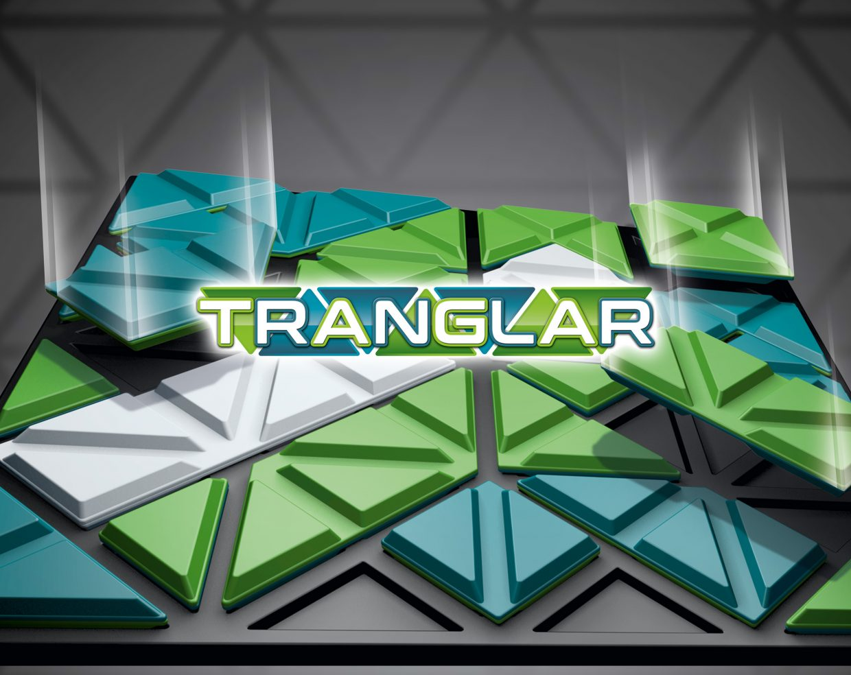 TRANGLAR is an abstract strategy game